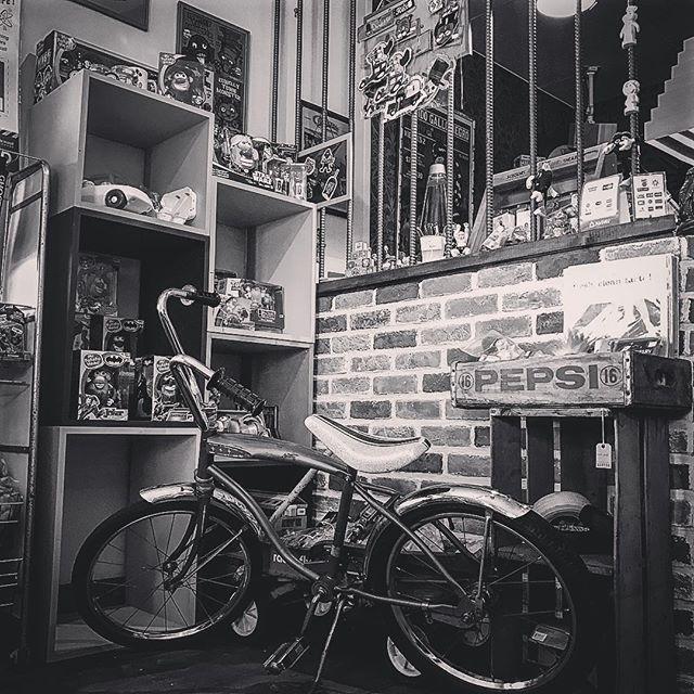 ️️️️️本日、快晴🌞デス️平日ののんびりドライブ日和ですが頑張って仕事します️filament開店ですよ〜〜️️️️️#filament #vintageshop #vintage #ビンテージトイ #ビンテージ雑貨 #アメリカンビンテージ #vintagebicycle #huffybike #十勝のビンテージ雑貨屋